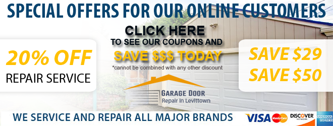 Save money on garage repair